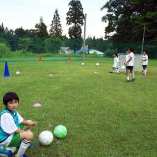 2017.07.21-26 SA練馬サッカー合宿(蓼科高原)
