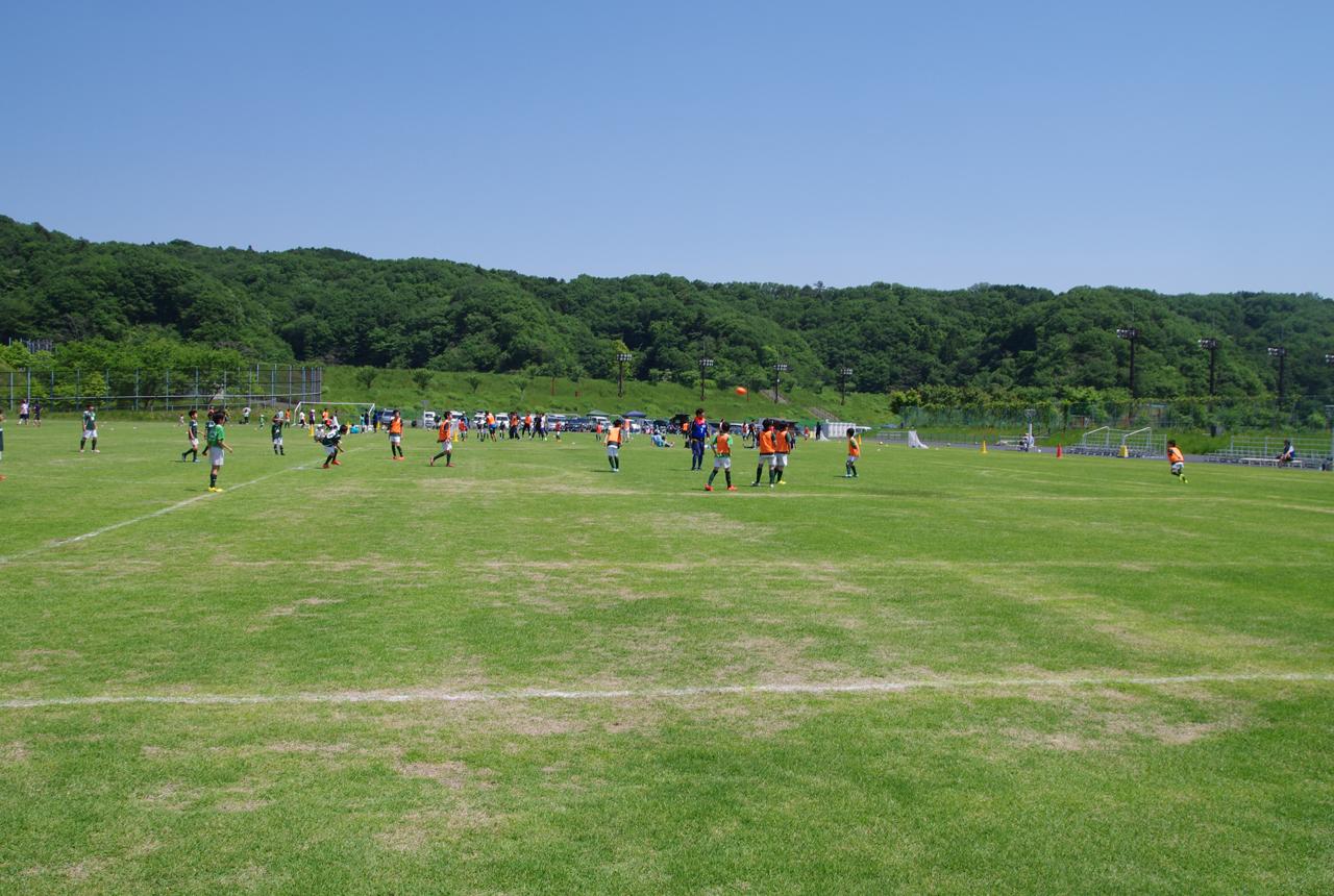 2018-05-05_SA練馬_親子サッカー
